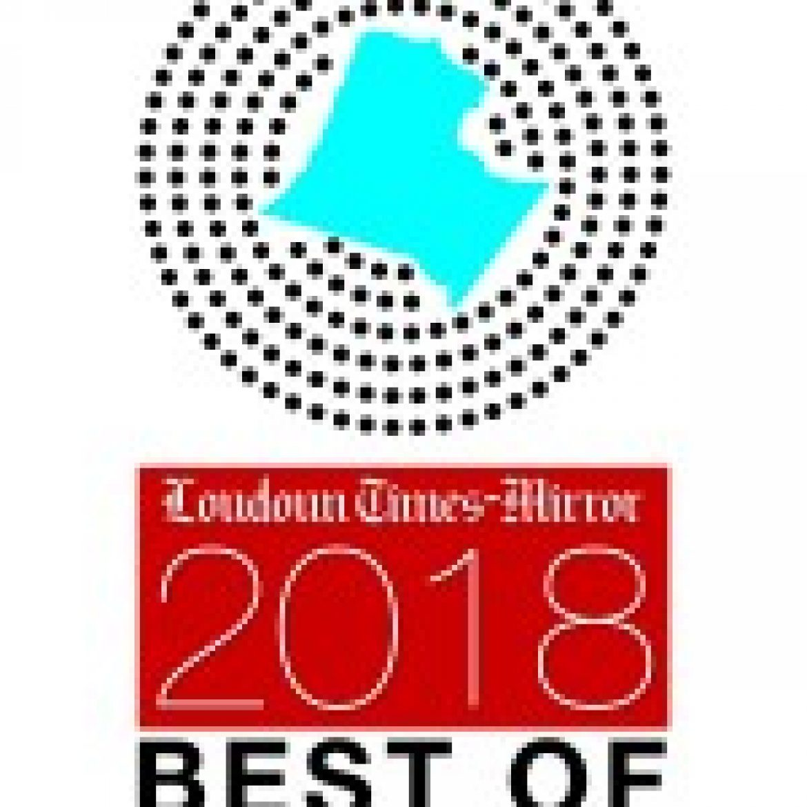 Nominated AGAIN for the 2018 Best of Loudoun!