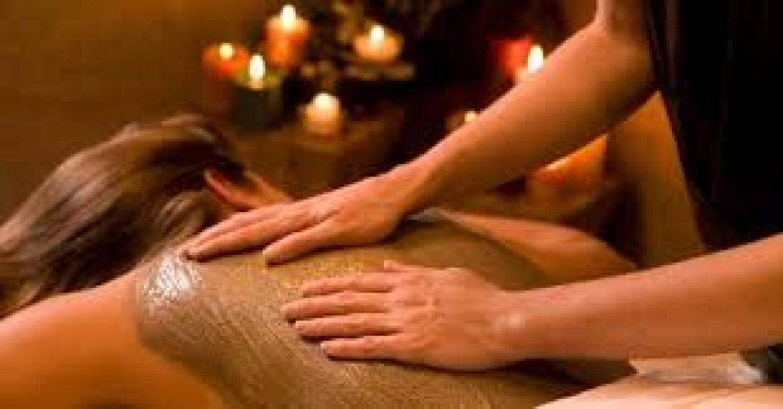 Chocolate Mousse Wrap & Massage