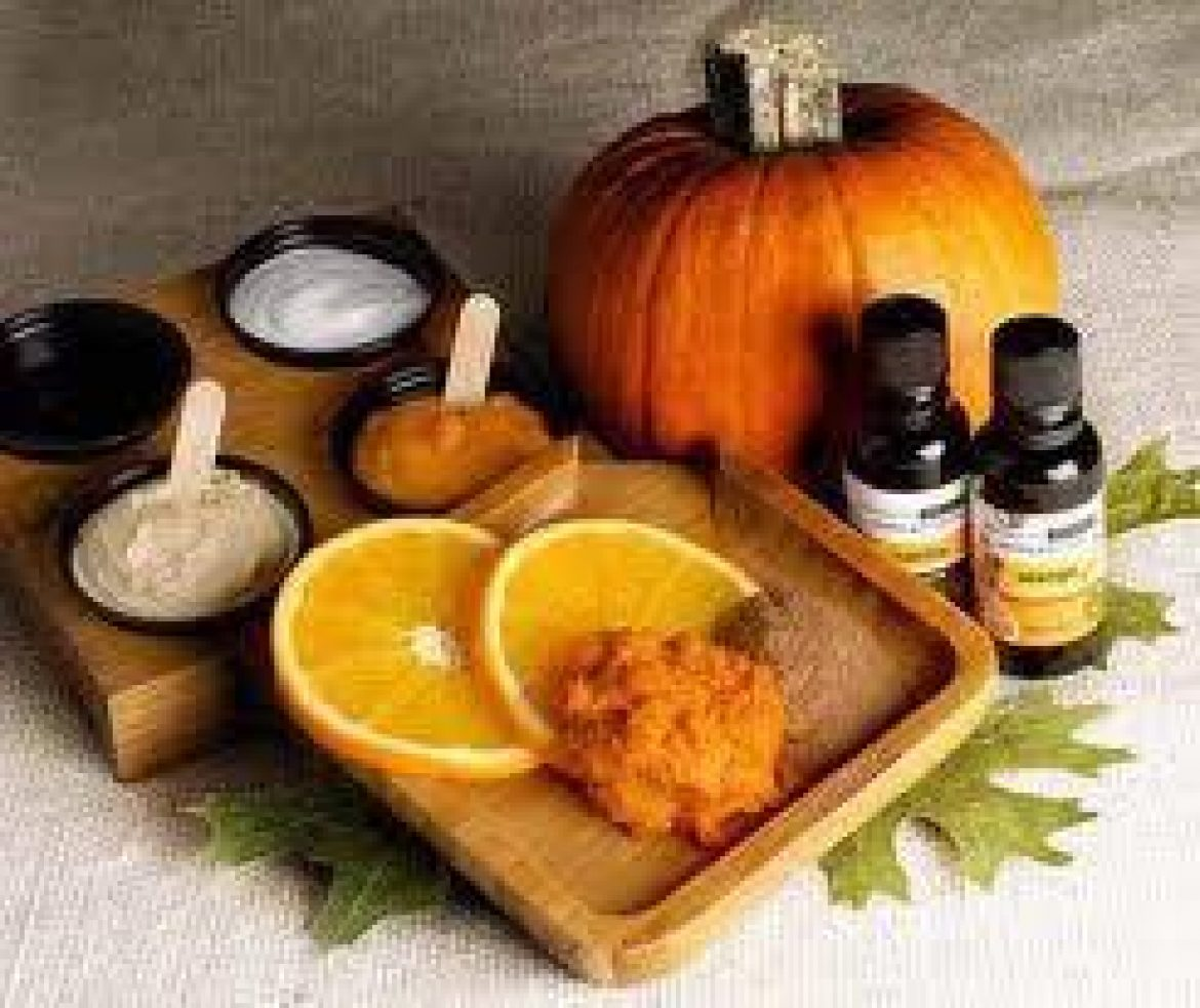 Pumpkin Spice Massage
