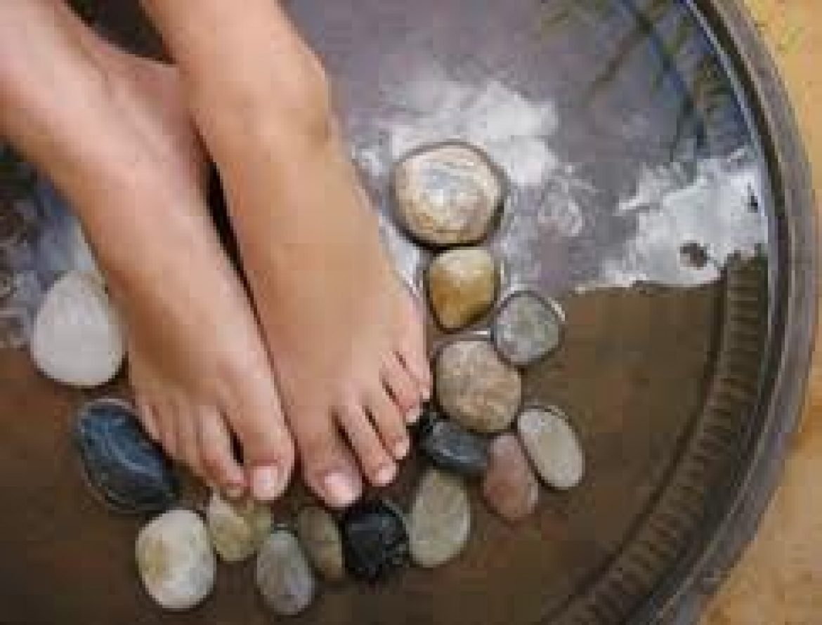 Reflexology and Foot Soak Experience
